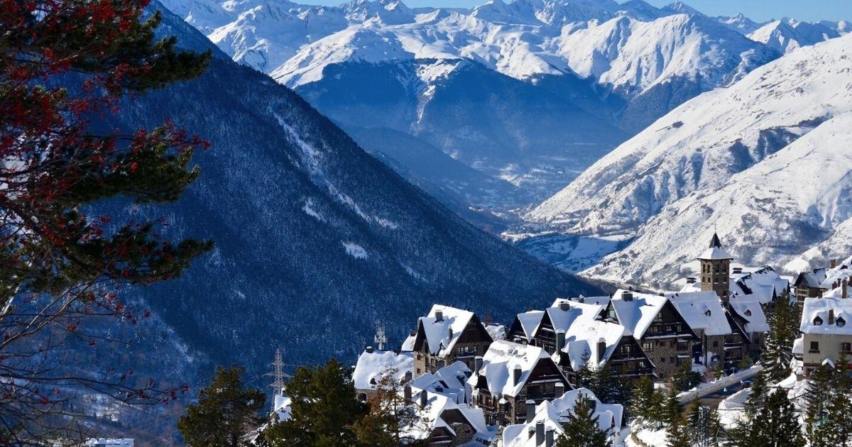 vonjour4.jpg?resize=1200,630 - Espagne : record de froid avec -34,1 °C dans les Pyrénées