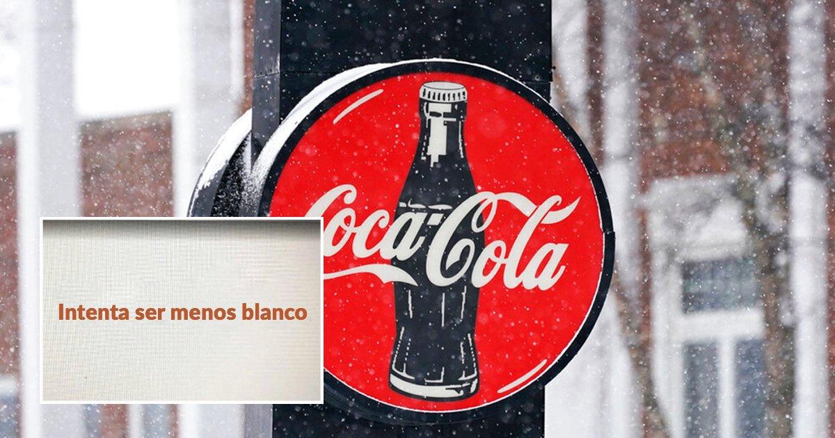"""1 183.jpg?resize=412,232 - Coca-Cola Enfrenta Duras Críticas Por Decirle A Sus Empleados Que Sean """"Menos Blancos"""" En Un Video De Entrenamiento Online"""