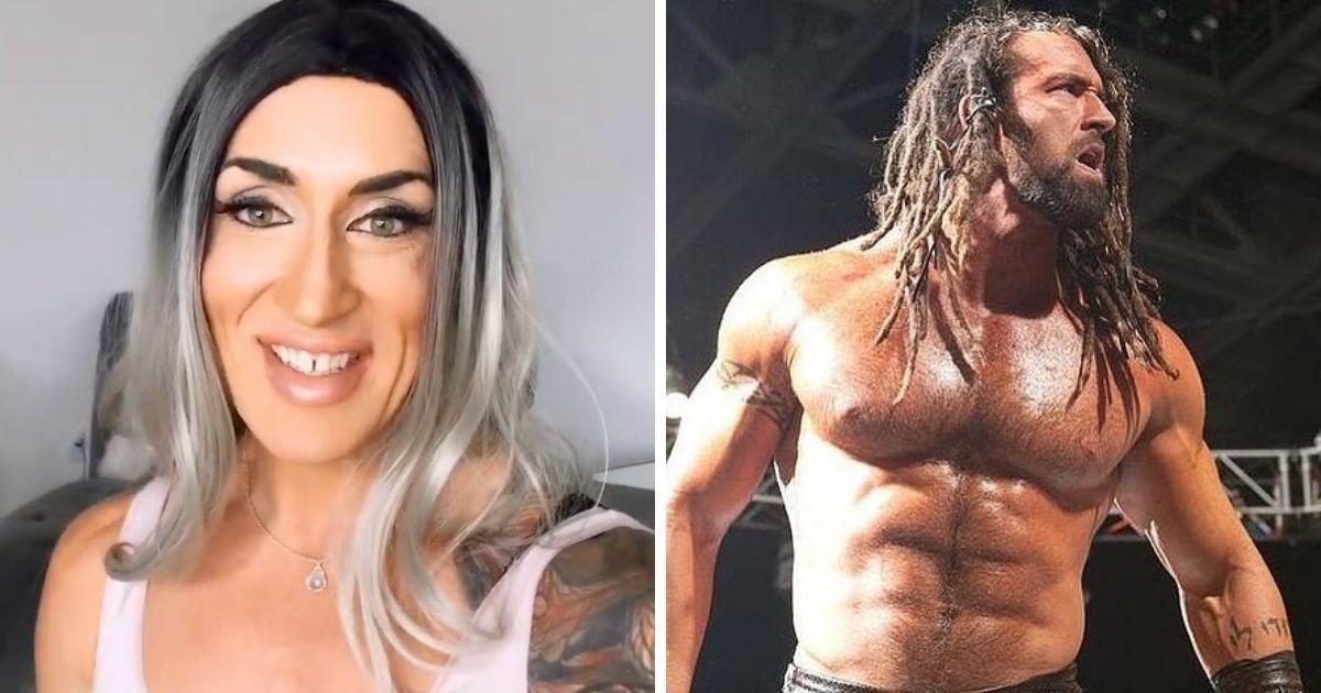 1 45.jpg?resize=1200,630 - Esta Ex Estrella De La WWE Sale A La Luz Como Transgénero Y Sorprende A Sus Fans
