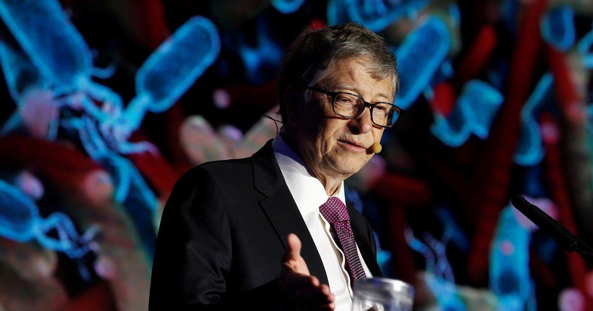 1 53.jpg?resize=1200,630 - Bioterrorismo Y Cambio Climático: Bill Gates Expone Las Siguientes Amenazas Para La Humanidad