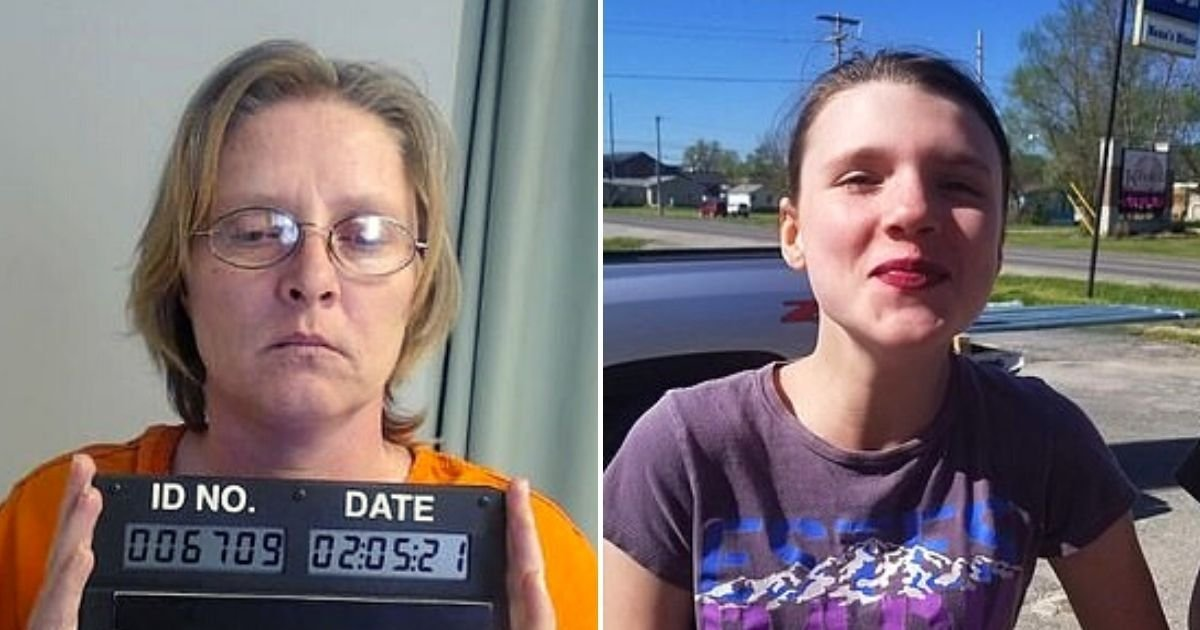 1 84.jpg?resize=1200,630 - Madre Fue Arrestada Y Acusada Luego De Que Su Hija De 12 Años Se Quitara La Vida