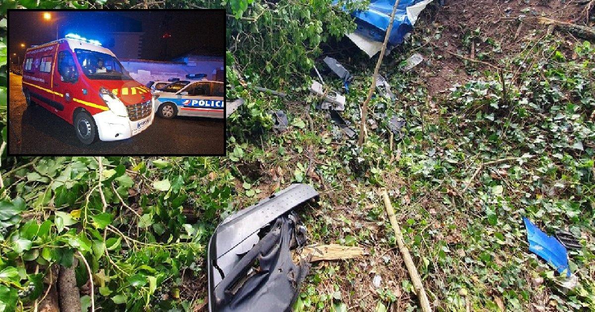 1 montauban.jpg?resize=1200,630 - Disparus depuis deux jours, deux amis sont retrouvés morts dans leur voiture accidentée