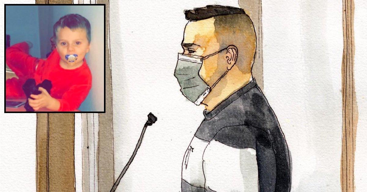 1 tony.jpg?resize=412,232 - Mort du petit Tony: le témoignage sans émotion de son beau-père lors de son procès