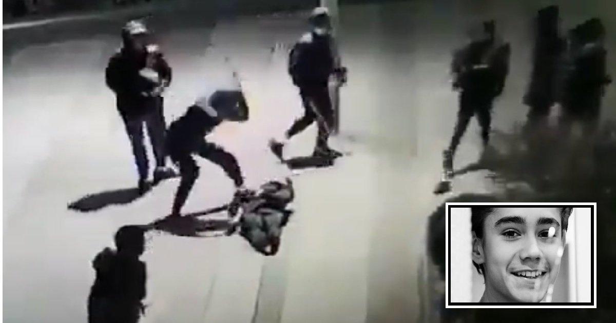 1 yuriy.jpg?resize=1200,630 - Agression de Yuriy: le jeune homme a raconté à la police ce qui s'était passé