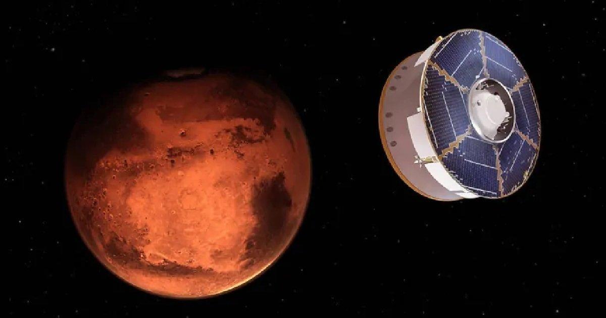 """12 mars.jpg?resize=1200,630 - Après plus de 6 mois de voyage dans l'espace, le rover """"Perseverance"""" a atterri sur Mars"""