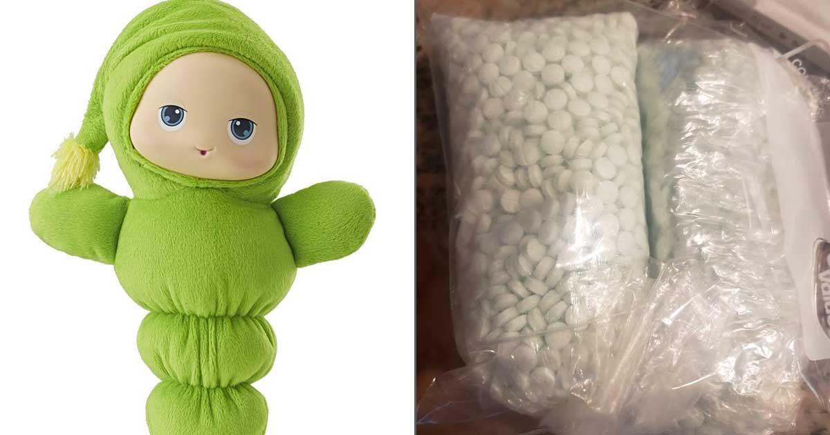 2 71.jpg?resize=1200,630 - Family Horrified After Discovering 5,000 Fentanyl Pills Inside Daughter's Toy