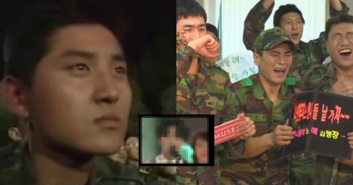 """241edaa4 b094 4a76 a9fd fb5aae102ea9.jpeg?resize=1200,630 - """"다시는 없을 레전드 게스트""""…걸그룹보다 군인들을 감동시킨 한국군 레전드 위문공연 (+영상)"""