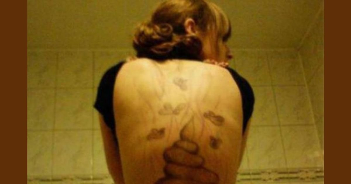 3 19.jpg?resize=1200,630 - After This Photo Vent Viral, Girl Reveals The Story Behind Her 'Poop' Tattoo