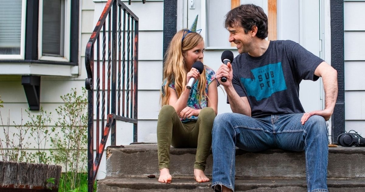 4 4.jpg?resize=1200,630 - Dad And Daughter Duo Turn Their COVID Quarantine Into A Famous Podcast