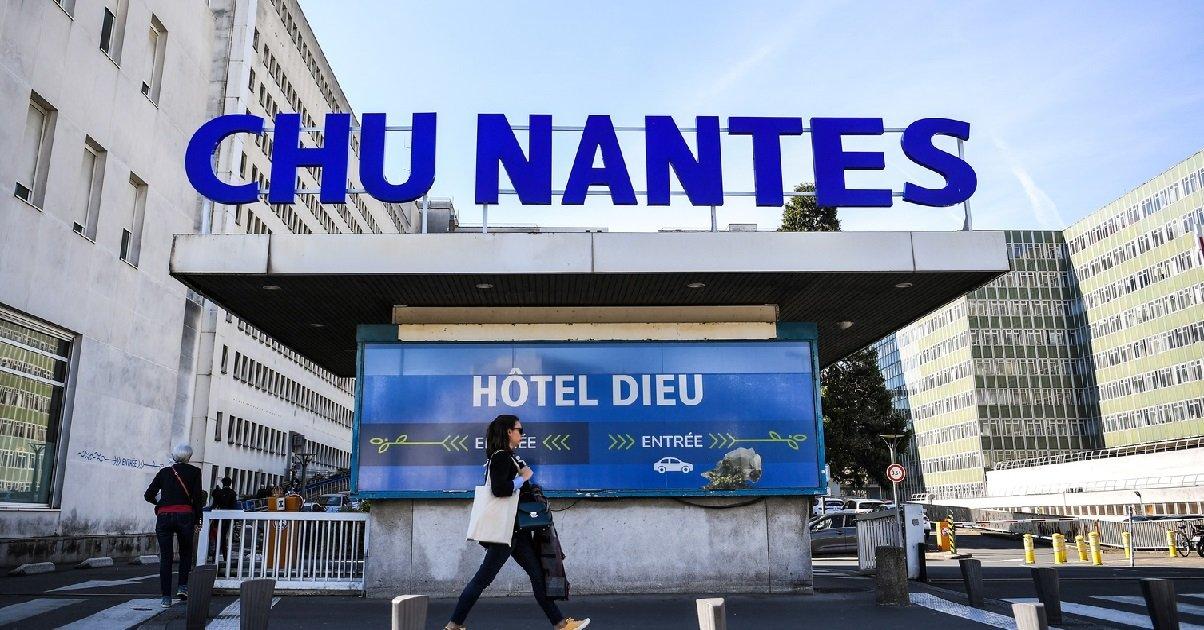 4 chu.jpg?resize=1200,630 - Nantes: un jeune homme recherché depuis son évasion du CHU a été interpellé