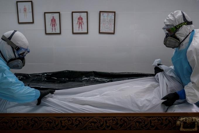 Familia lusa descubre tras entierro que anciano dado por muerto estaba vivo   Listín Diario