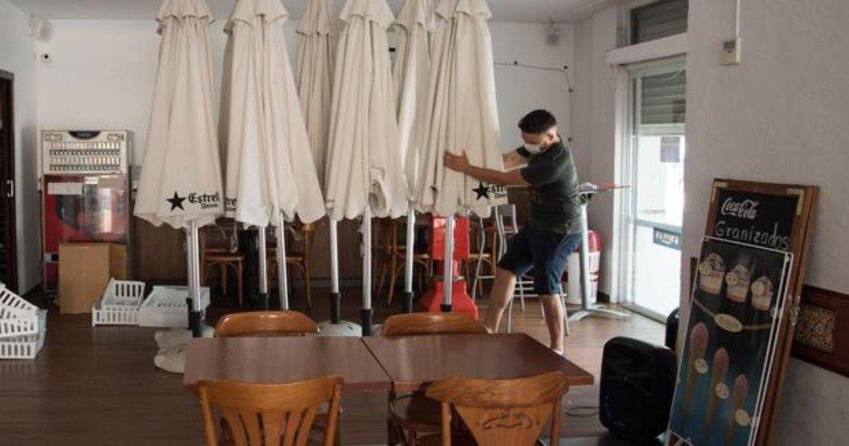 Desesperación en los bares de Lérida, cerrados por tercera vez este año