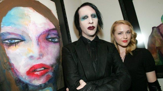 Evan Rachel Wood acusa a Marilyn Manson de abusos sexuales durante su relación | Marca.com