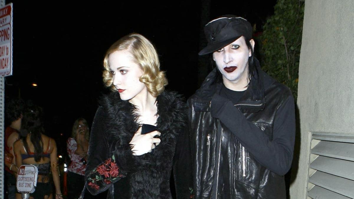 Evan Rachel Wood acusa a Marilyn Manson de abusos sexuales durante su relación