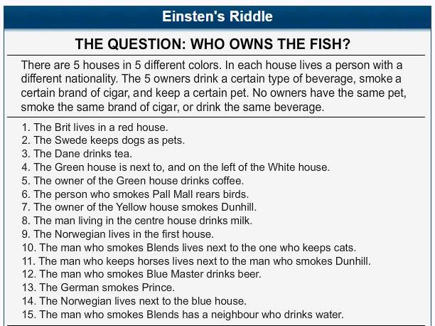 problem-solving riddle