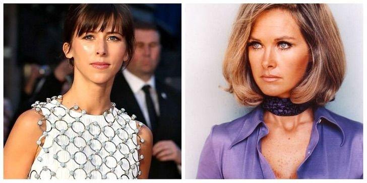 La esposa y la mamá de Benedict Cumberbatch