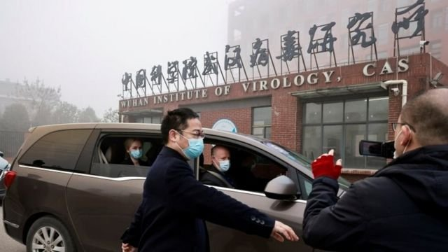 Resultado de imagen de OMS Wuhan datos sobre el origen del coronavirus