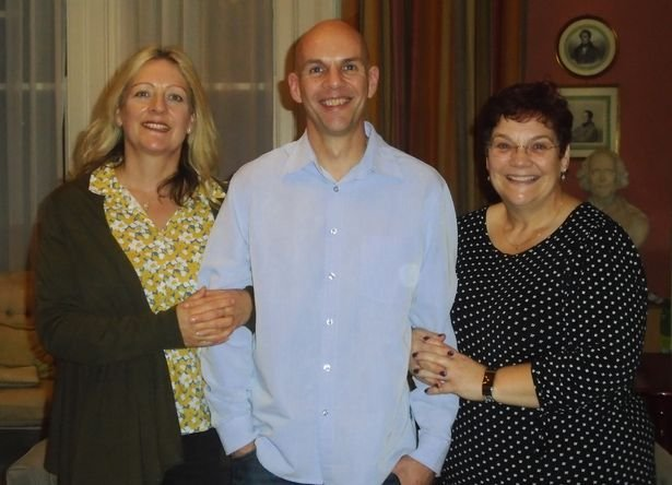 miraculous 50-year reunion