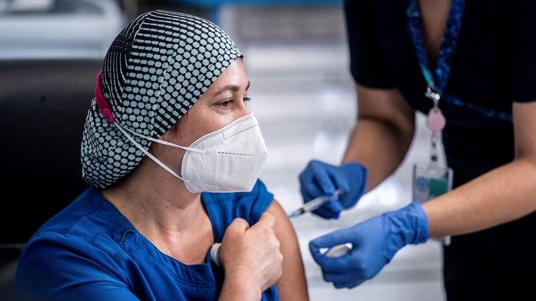 Resultado de imagen de países de América Latina que más han vacunado contra el covid-19