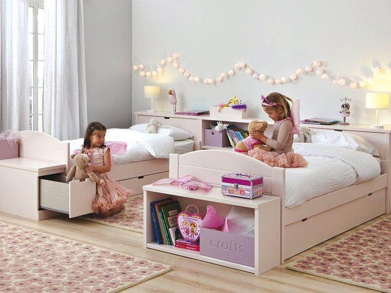 Resultado de imagen de habitacion niñas