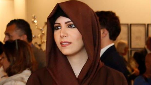 Resultado de imagen de Sheikha Latifa help