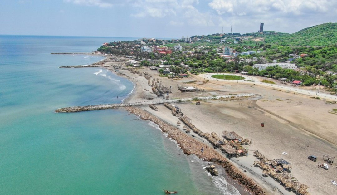 Resultado de imagen de e la costa de Puerto Colombia