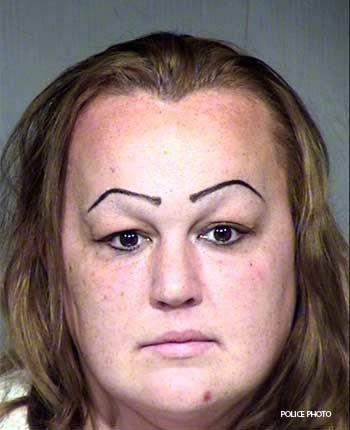 worst eyebrow