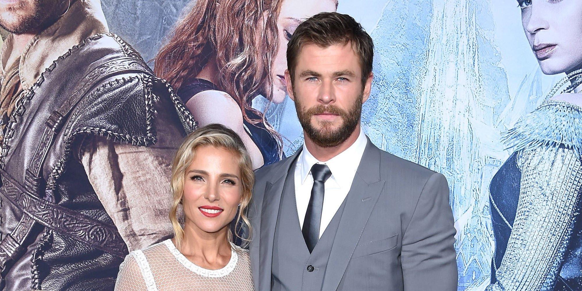 Rumores de crisis entre Chris Hemsworth y Elsa Pataky a pesar de su última declaración de amor - Bekia Actualidad