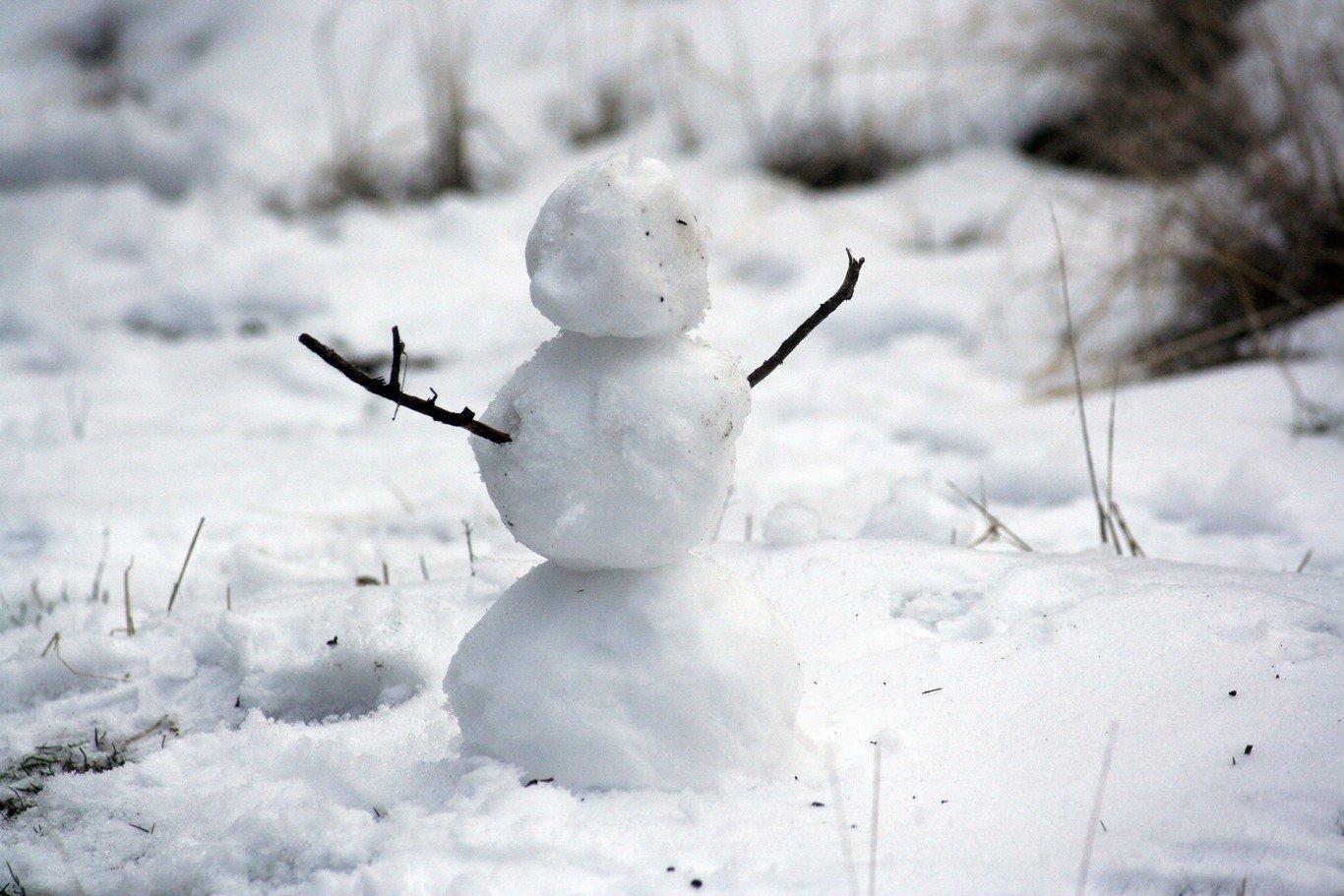Cómo hacer el muñeco de nieve perfecto: estos son los trucos que nos enseñan las leyes de la física
