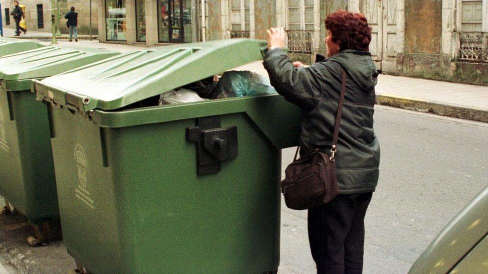 De las bolsas de basura en la calle a los contenedores
