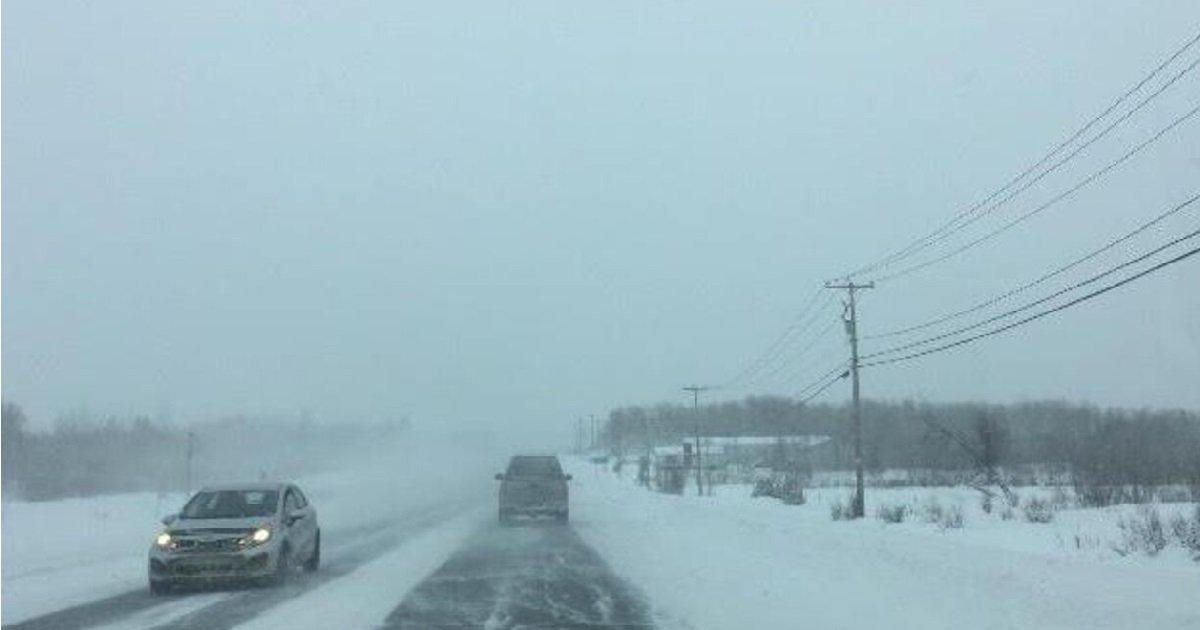 5 neige.jpg?resize=1200,630 - Insolite: un homme invente un meurtre pour que la police déneige a route devant chez lui