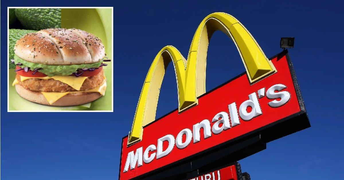 6 mcdo.jpg?resize=1200,630 - Fast-Food: McDonald's dévoile son nouveau burger et il va faire un carton