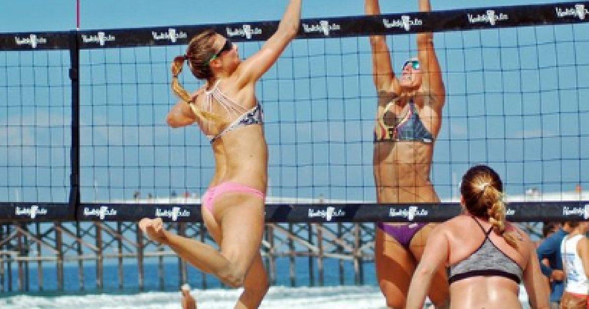 7 bv.jpg?resize=412,275 - Qatar: interdites de porter un bikini, les joueuses Allemandes vont boycotter un tournoi de beach-volley