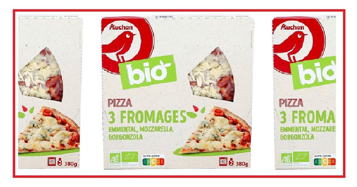 7 pizza.jpg?resize=412,232 - Des pizzas vendues dans les magasins Auchan pourraient être contaminées par des listeria