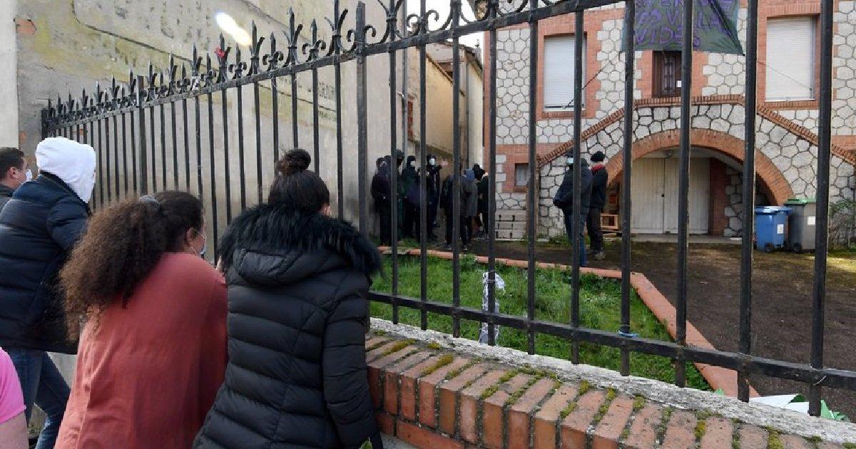 7 toulouse.jpg?resize=1200,630 - Toulouse: les squatteurs de la maison de Roland ont enfin quitté les lieux