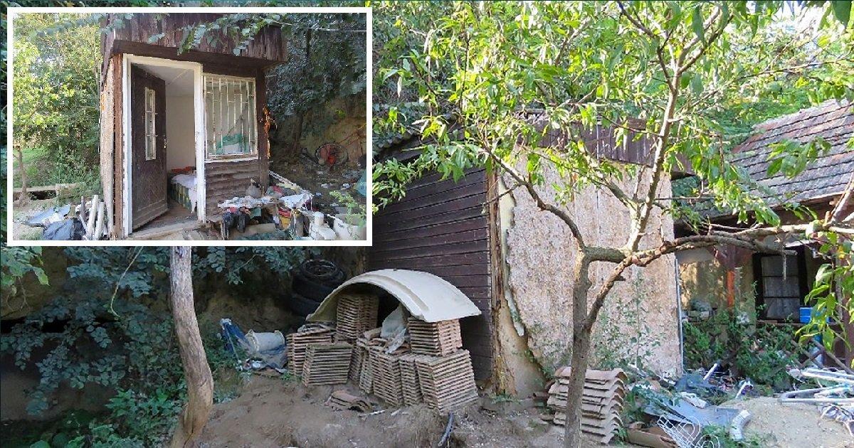 8 cabane.jpg?resize=1200,630 - Une dame de 71 ans a été séquestrée pendant 18 mois dans un abri de jardin