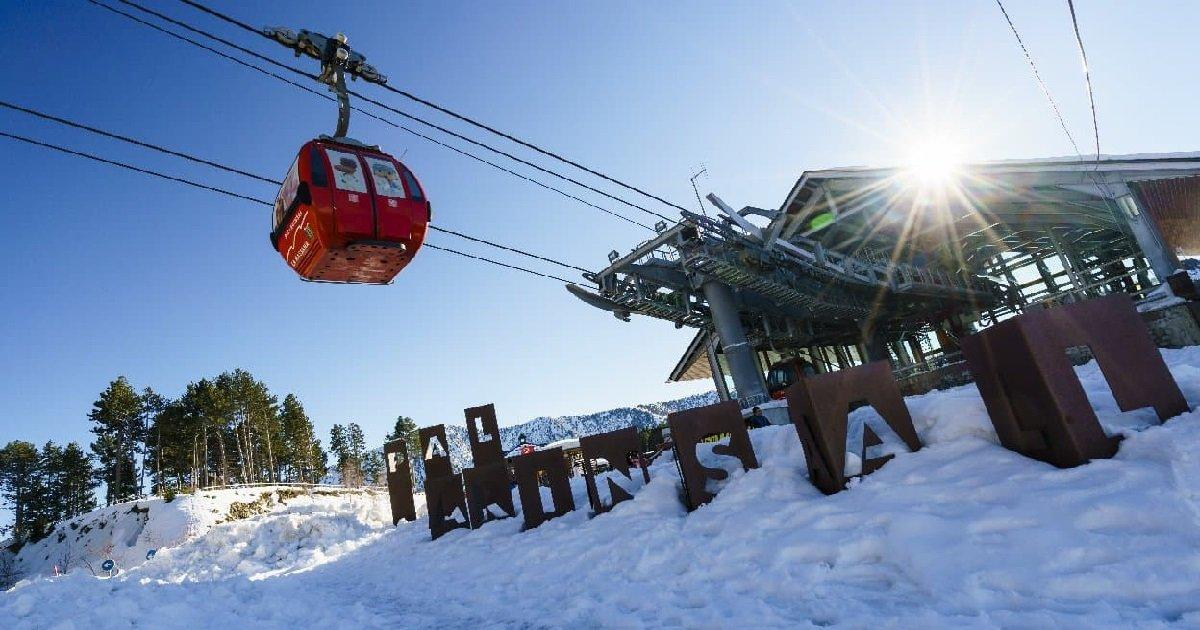8 ski.jpg?resize=1200,630 - Ski: le gouvernement a annoncé que les remontées mécaniques resteront fermées en février
