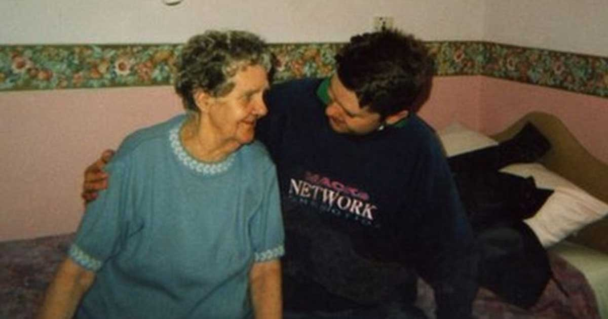 84257971 evelynjoneswithgsongareth.jpg?resize=1200,630 - Care Home Under Fire After Seven Residents Died Of Neglect