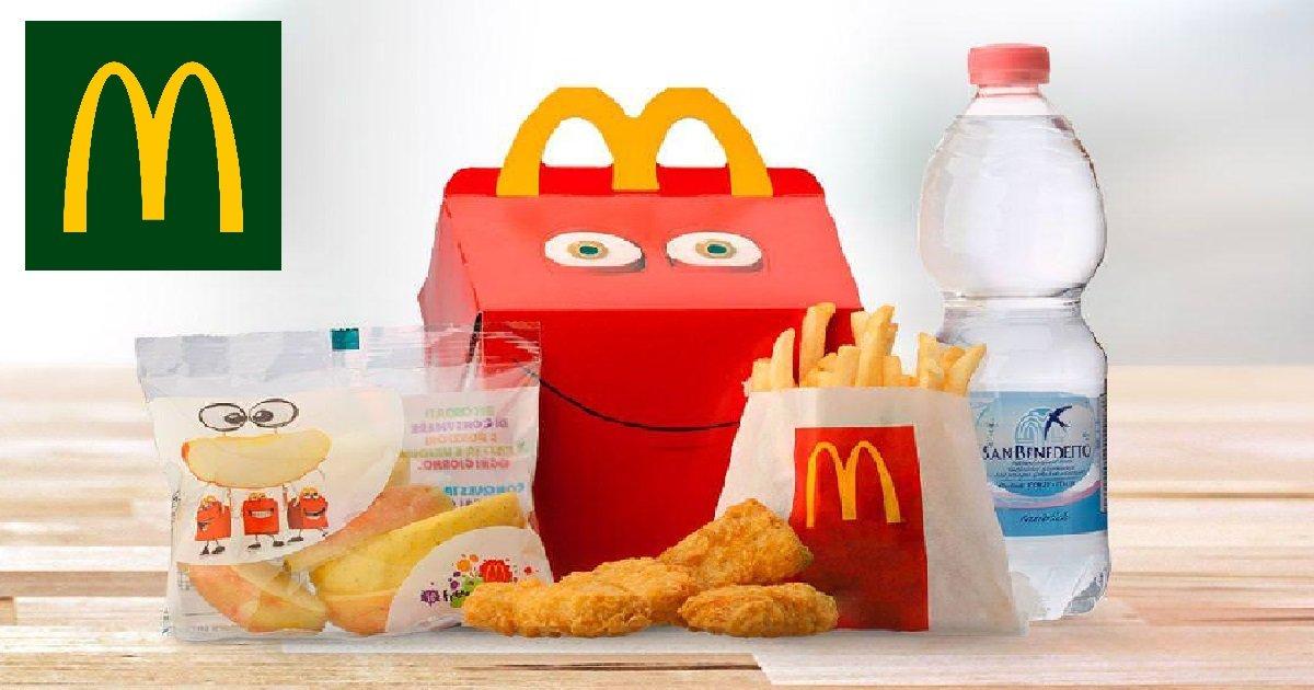 """9 domac.jpg?resize=1200,630 - McDonald's va retirer les jouets en plastique de ses """"Happy Meal"""""""