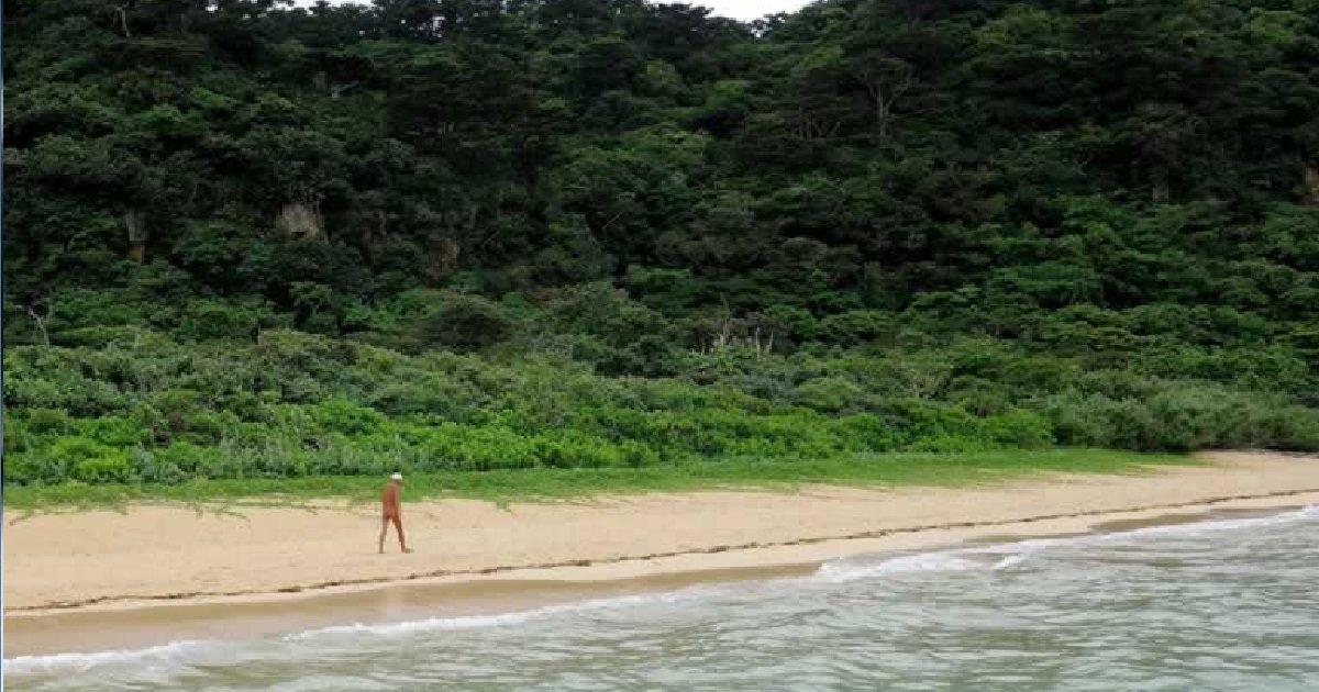 9 ile.jpg?resize=1200,630 - Trois personnes, coincées depuis 33 jours sur une île déserte, ont été sauvées