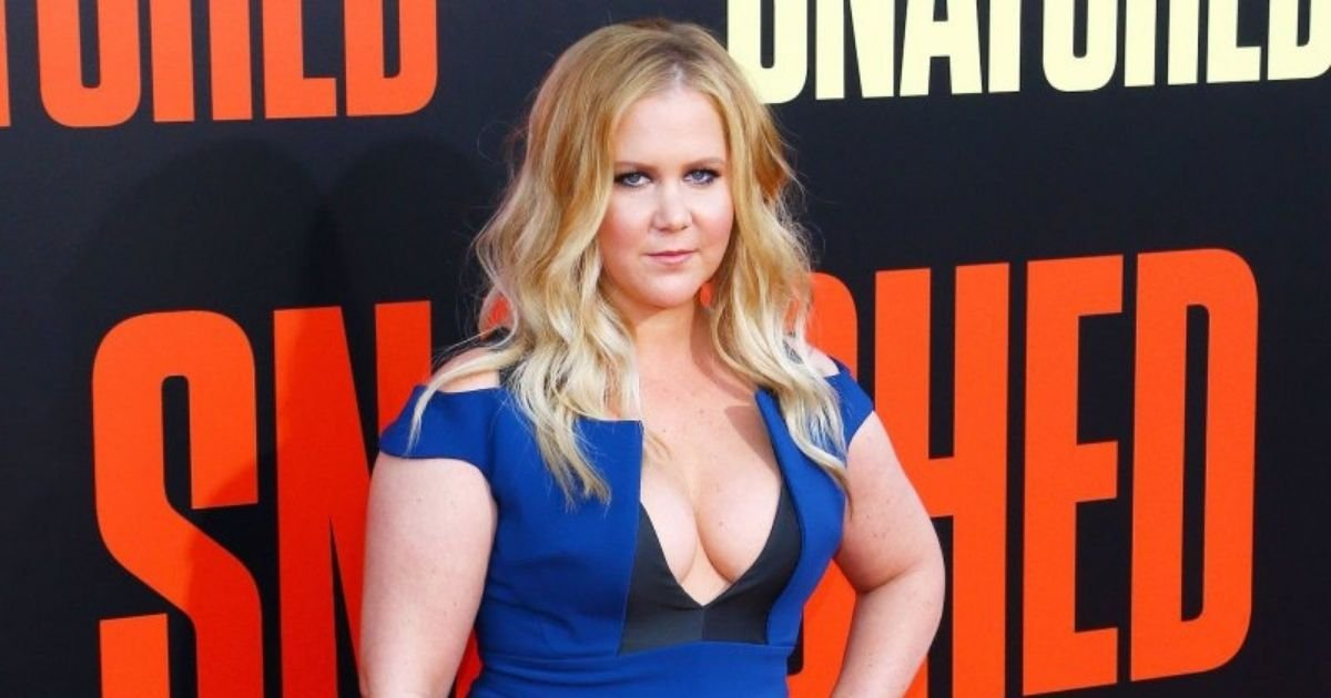 amy6.jpg?resize=412,232 - Amy Schumer Shares Naked Photo Of Herself To Normalize Scars From C-Section