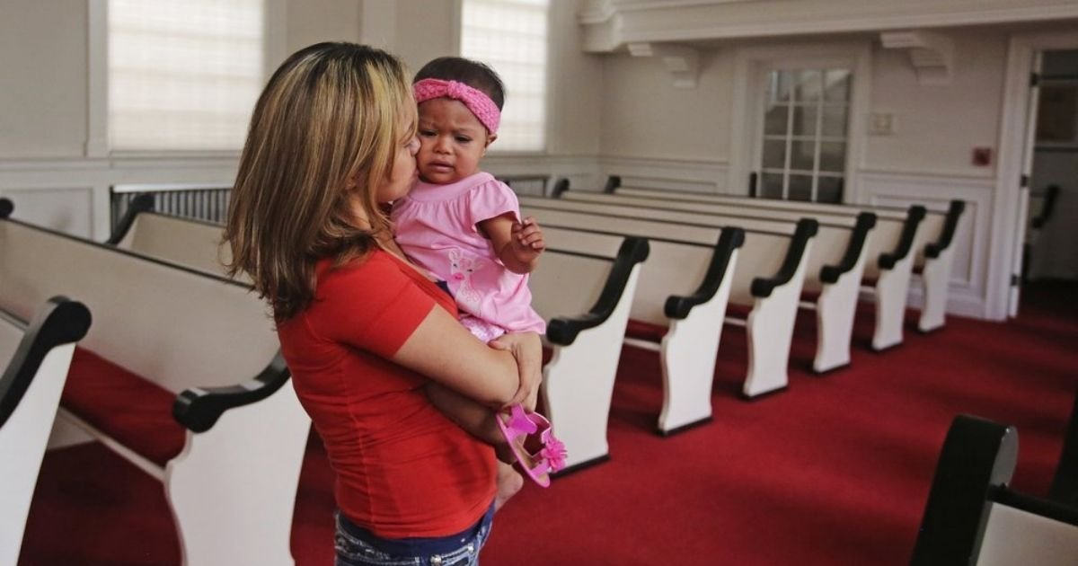 ap photorick bowmer3.jpg?resize=1200,630 - A Mom Sought Asylum In A Church For Three Years So That She Wont Return To Her Home Country