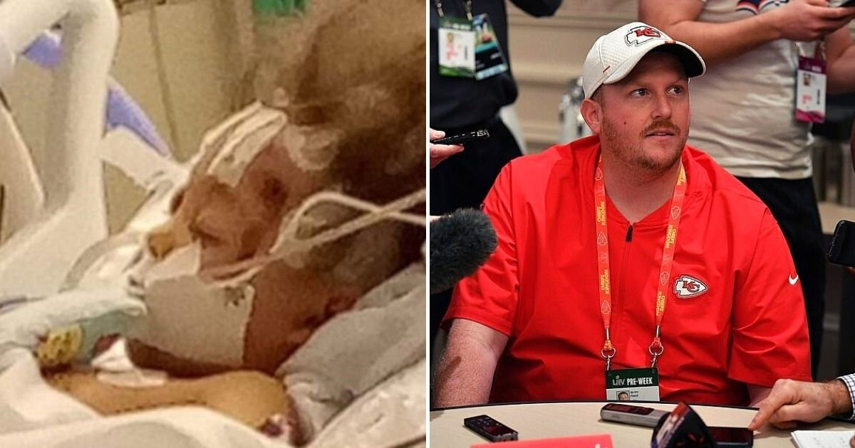 ariel5.jpg?resize=412,232 - 5-Year-Old Girl Left In Coma After Kansas City Chief's Assistant Coach Crashed Into Their Car