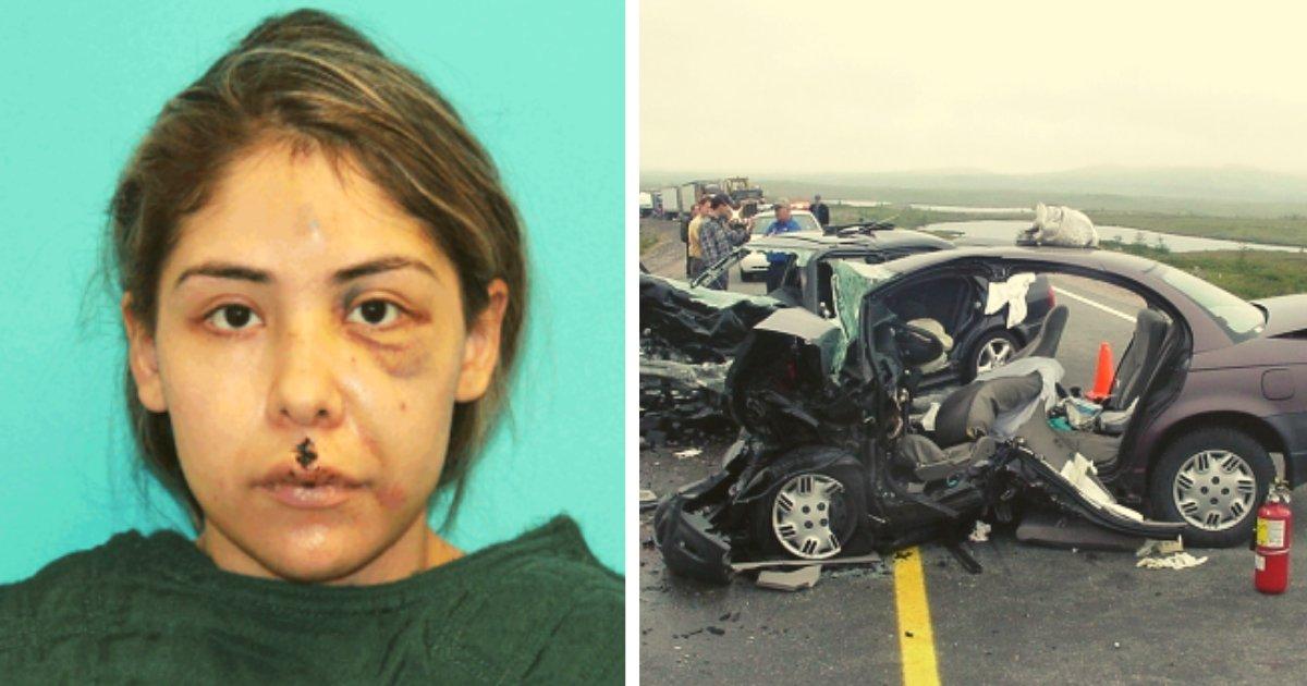 articulosportadas 1 17.png?resize=1200,630 - Mujer Enfrenta Cargos Por Un Accidente Que Terminó Con La Vida De Su Hijo