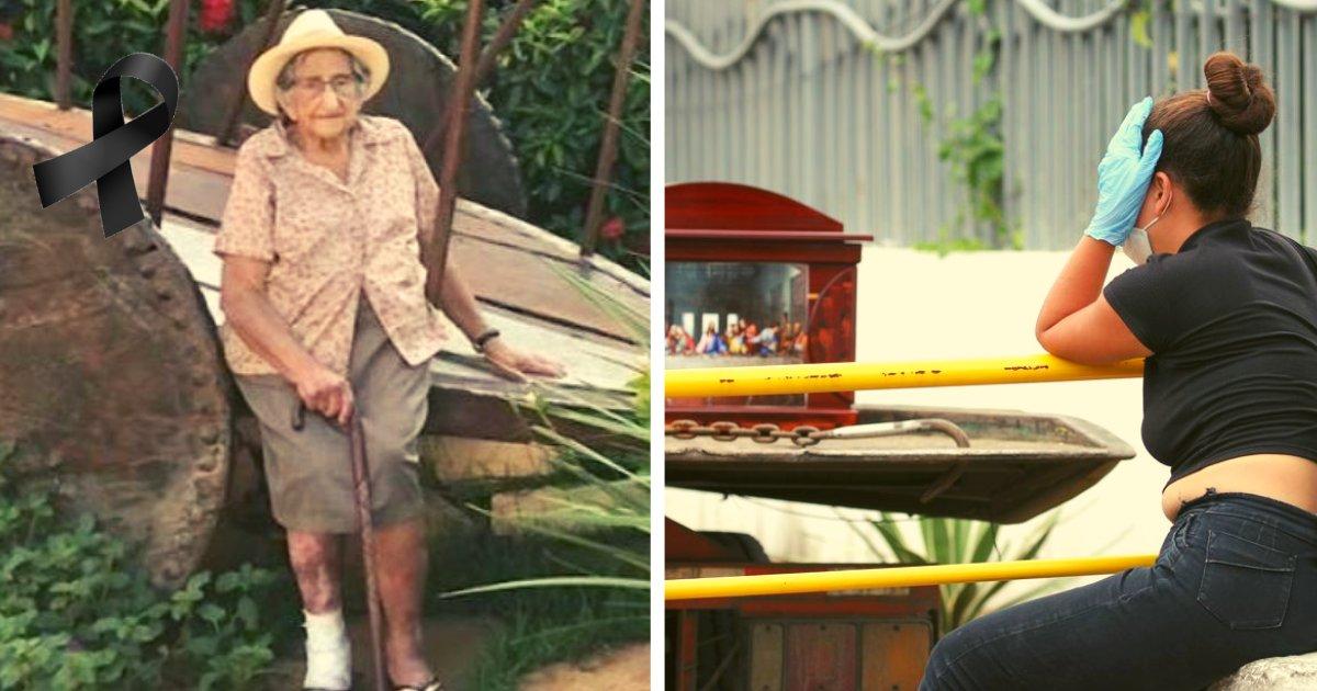 articulosportadas 1 26.png?resize=1200,630 - Mujer De 95 Años Pierde La Vida Atropellada Por El Auto De Su Hija Cuando Salía Del Hospital