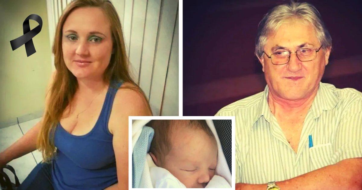 articulosportadas 15.png?resize=1200,630 - Madre Pierde La Vida Dejando A Su Bebé Recién Nacido Tras Enterarse Del Fallecimiento De Su Padre
