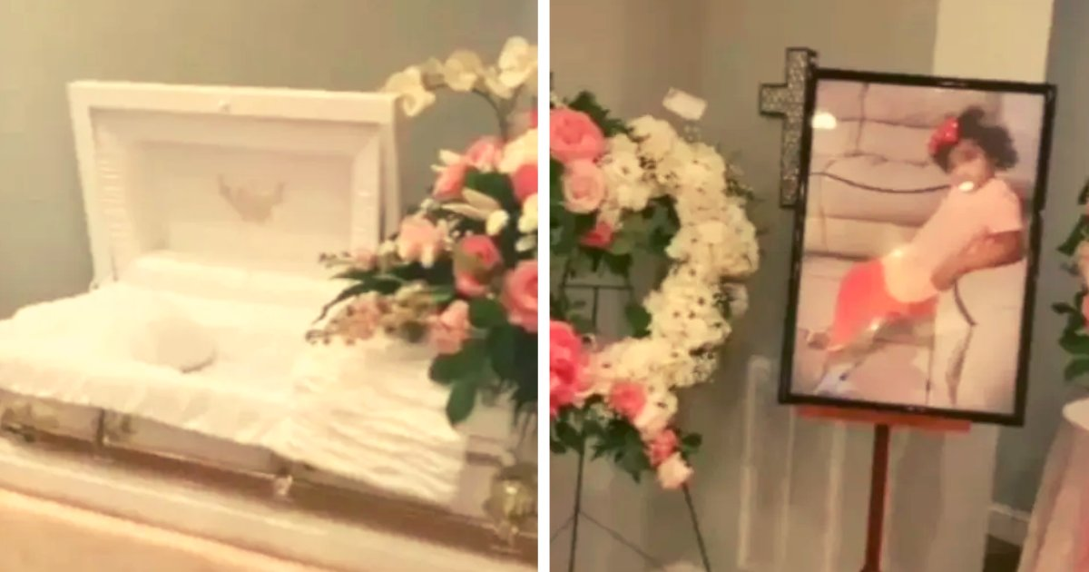 articulosportadas 2 19.png?resize=1200,630 - Saca El Cuerpo De Su Pequeña Hija Del Ataúd Durante El Funeral Dejando A Los Presentes Desconcertados
