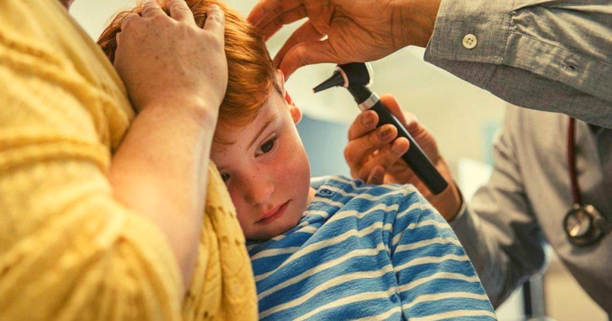 articulosportadas 3 5.png?resize=1200,630 - Médicos Impresionados Con Un Diente De Leche Que Terminó En El Tímpano De Un Niño De 4 Años
