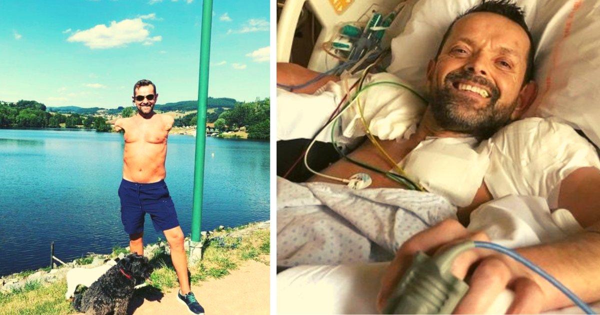 articulosportadas 6.png?resize=1200,630 - Médicos Realizan El Primer Trasplante Doble De Brazos En Un Hombre