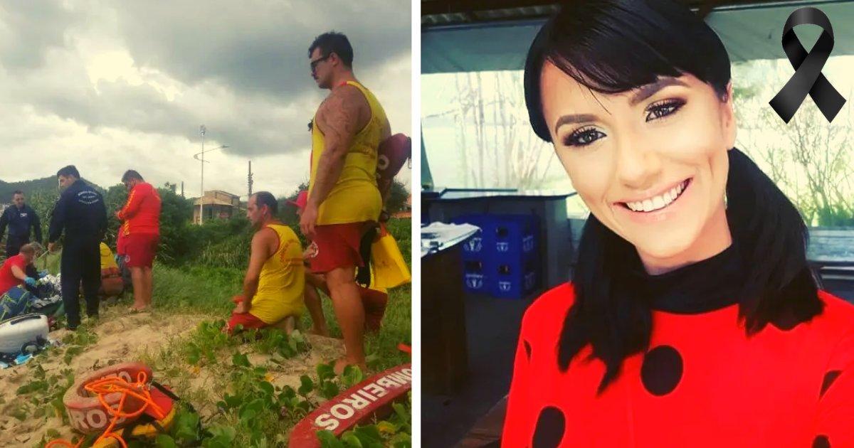 articulosportadas 65.png?resize=1200,630 - Maestra Pierde La Vida Tras Tomarse Una Foto Sobre Rocas Para Subirla A Sus Redes Sociales